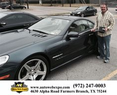 Todd Jolley was great, the service was outstanding. Very pleased with my experience at Auto Web Expo. I met the Owner, the manger and the service manager,they were very helpful and helped me get everything I requested. I would definitely recommend Todd Jolley and Auto Web Expo to anyone looking to purchase a great vehicle at a great price.-  Richard Edleman, Saturday, December 20, 2014 http://www.autowebexpo.com/?utm_source=Flickr&utm_medium=DMaxxPhoto&utm_campaign=DeliveryMaxx