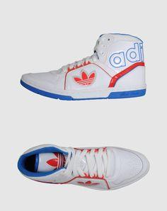 online store 866fe 579c9 Adidas Men - Footwear - High-top sneaker Adidas on YOOX