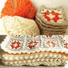 過去の作品から。 柿色のミニブランケット🍂🍂🍂 なかなか編み物進まないので投稿出来ず...過去の作品に頼ってインスタ続けてます😅 #手編み #編み物 #あみもの #モチーフ編み #モチーフつなぎ #かぎ針編み #ミニブランケット #ひざ掛け #膝掛け#crochet #crochetlove #knittingyarn #毛糸 #柿色 #秋 #オレンジ #orange #instaknitting Throw Pillows, Instagram Posts, Toss Pillows, Decorative Pillows, Decor Pillows, Scatter Cushions