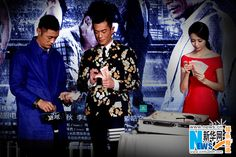 Director Ringo Lam's Wild City starring, Louis Koo, Shawn Yue, Joseph Chang and Tong Liya is set to open in mainland China July 30, July 31 in the U.S. and August 20 in Hong Kong.  http://www.chinaentertainmentnews.com/2015/07/cast-from-wild-city-hold-press.html