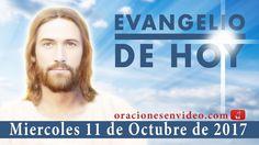 Evangelio de Hoy Miércoles 11 de Octubre 2017  Danos cada día nuestro pa...
