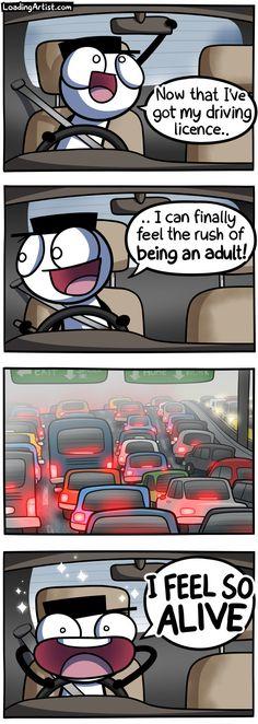 Road Awakening