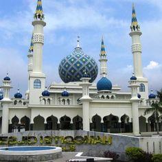 Masjid Istiqomah Bengkalis (Indonesia)