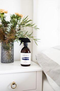 etikkapohjainen luonnollinen siivous suihke ja hajujen neutraloija - kotimainen luonnonkosmetiikka