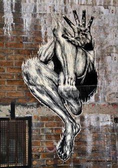 Dale Grimshaw, street artists, global urban art, street art of the world, free walls, graffiti art.