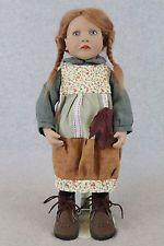 "13"" vinyl plastic Zwergnase German Limited Edition child doll"