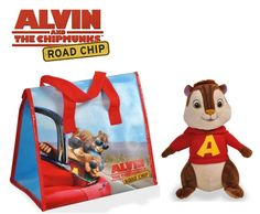 Uptown Munk Video from Alvin and the Chipmunks: The Road Chip + GIVEAWAY! #AlvinMovie ad