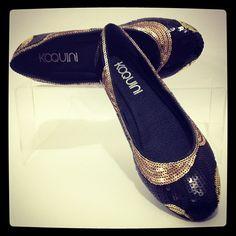 Desça do salto e seja feliz :) #koquini #sapatilhas #euquero