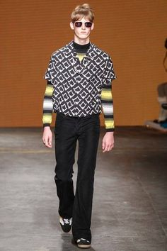 Topman Design Spring 2015 Menswear
