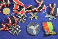 Iron Cross Medal 2nd Class 182 1813 1939