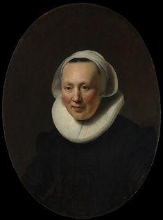 Portrait of a Woman Rembrandt (Rembrandt van Rijn) (Dutch, Leiden 1606–1669 Amsterdam)