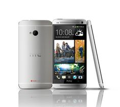 HTC One - Sweet Android phone.