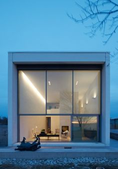 Architect: Claesson Koivisto Rune Architects, Stockholm. Vacation house. Sandvik, Öland, Sweden.