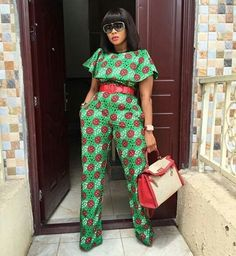 Top Ten Unique African Ankara Dresses For Beautiful Ladies | Dabonke