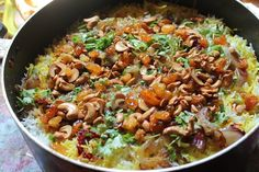 I have made so many types of biryani, but i would say that dum biryani is the real one and has the real taste to it. I love pressure coo. Rice Recipes, Indian Food Recipes, Vegetarian Recipes, Chicken Recipes, Dinner Recipes, Dessert Recipes, Cooking Recipes, Ethnic Recipes, Chicken Dum Biryani Recipe