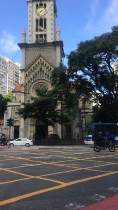 Igreja da Consolação ao lado da praça Roosevelt, São Paulo/SP - 2017-05-11 às 11.37.20