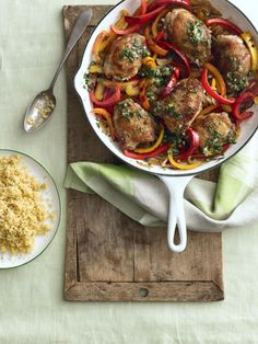 50+Easy+Dinners+That+Can+Be+Made+In+30+Minutes+or+Less  - CountryLiving.com