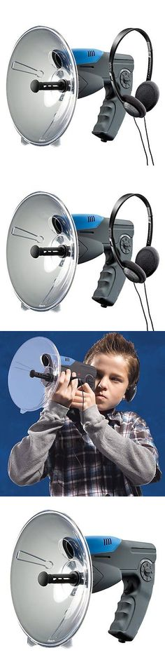 Surveillance Gadgets: Parabolic Microphone Spy Listening Device Bionic Ear Sound Amplifier 300M -> BUY IT NOW ONLY: $36.88 on eBay!