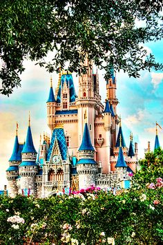 I believe a much needs trip to Disneyland is in my near future. I love that place!