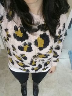 In love with this sweater