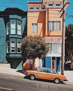 Noe Valley, San Francisco, CA.