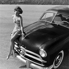 Ford, 1948Photo by William J. Sumits