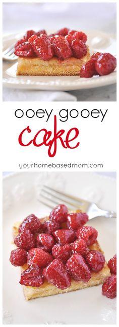 Ooey Gooey Cake Dess