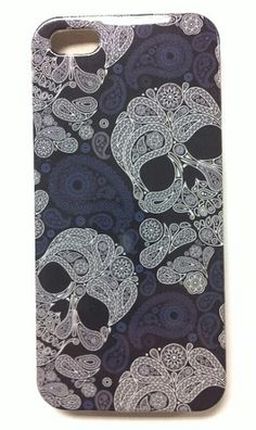 "An ""idea"" for a tat... a paisley sugar skull!"