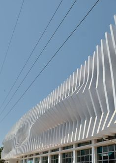 LIVE architecture: AMET school