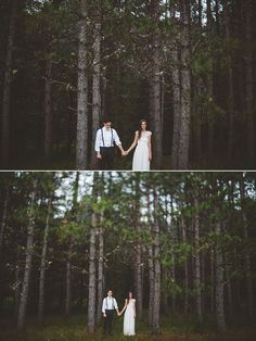 Travel Wedding Photographer, DIY woodland Wedding