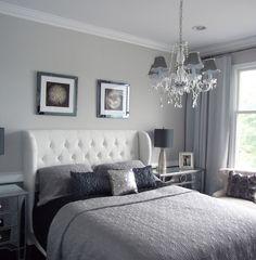 Grey Room Yes Please Silver Bedroom Gray Bedding