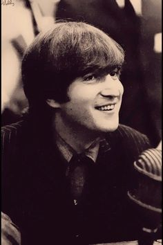 I always love to see a smile on John's face