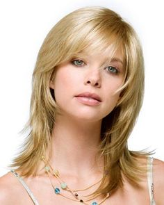 Wigsalon has sold the best wigs online since Find incredible prices on human hair & synthetic wigs from respected designers - only at Wigsalon! Trendy Hairstyles, Wig Hairstyles, Straight Hairstyles, Summer Hairstyles, Wedding Hairstyles, Medium Hair Styles, Natural Hair Styles, Short Hair Styles, Shoulder Length Hair