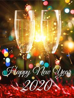 1155 Best Happy New Year 2020 Images Images New Year