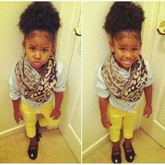 swag little kids tumblr   My daughter got swag…. #Fashion #Tumblr #Kids #dope (Taken with ...