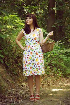 """""""Tutti Frutti"""" Cambie dress"""