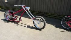 Hannan Custom chopper bike LS300 chopper bike