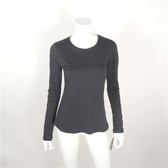 Sno Skins - Textured Crew Neck Blouse $118