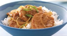 Sweet & Savory Pork Tenderloin Stir-Fry