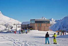 Tagungslocation Seminarraum Weibermahdbahn Lech Mount Everest, Street View, Mountains, Nature, Travel, Event Room, New Construction, Places, Landscape