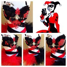 By: Electric Laundry harley again for halloween this year! Rave Costumes, Belly Dance Costumes, Halloween Costumes, Nerd Costumes, 50s Costume, Vampire Costumes, Carnival Costumes, Rave Festival, Festival Wear