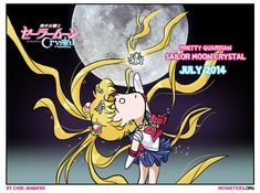 Pretty Guardian Sailor Moon Crystal 2014 anime :D :D!! Official title and logo released!