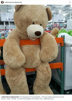 big cheap teddy bear for valentine's day