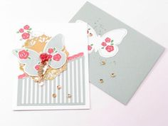 3 - Butterfly card -  - Susy Cote¦ü