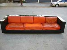 Massimo Vignelli sofa