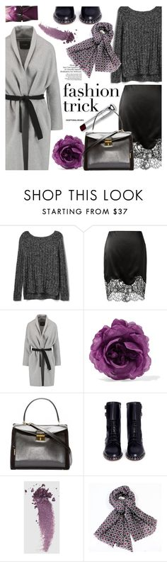 """Casual Elegance"" by cilita-d ❤ liked on Polyvore featuring Gap, Givenchy, Maje, Gucci, Marc Jacobs and Christian Louboutin"