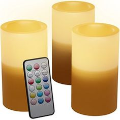 Fabulous Flameless Candles With Timer and Remote Perfect ... https://www.amazon.com/dp/B00Q1VDLIA/ref=cm_sw_r_pi_dp_x_JwO.ybCBQV2YM