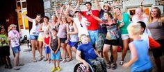 Domaine de Puylagorge; vakantie voor gehandicapte kinderen Frankrijk