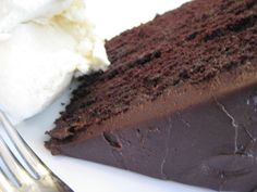 Most Dense Chocolate Cake Recipe