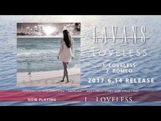 """LOVELESS"" by LAVANS (single details + digest) – visual ioner"